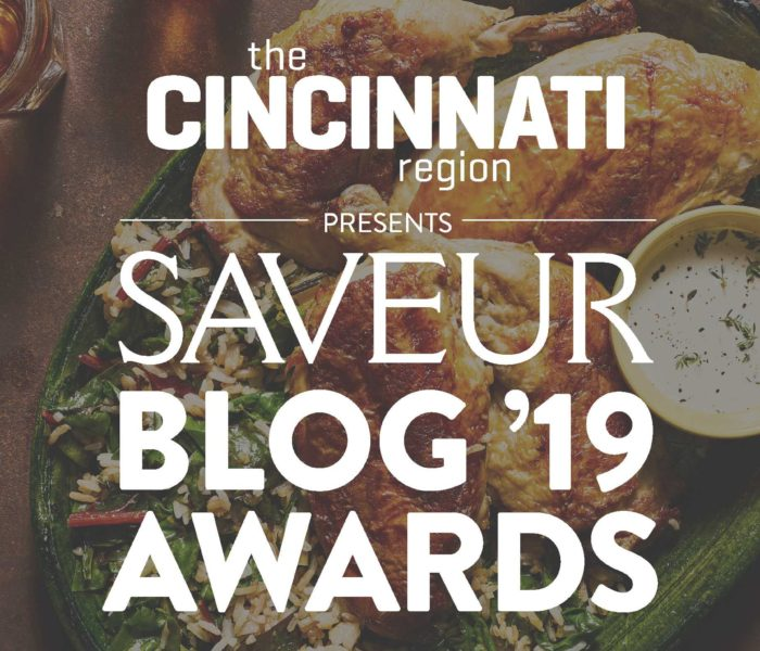 "2019 Saveur Blog Awards – ""Most Groundbreaking Voice"""